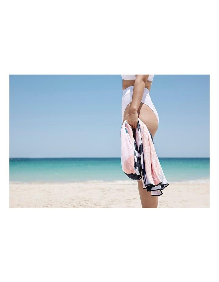 Footloose Large Microfibre Beach Towel - Dusk image 4