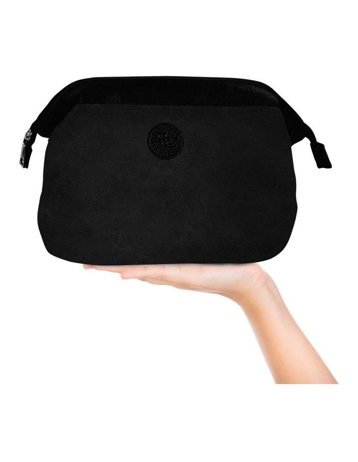 Roam Toiletry Bag - Black image 3