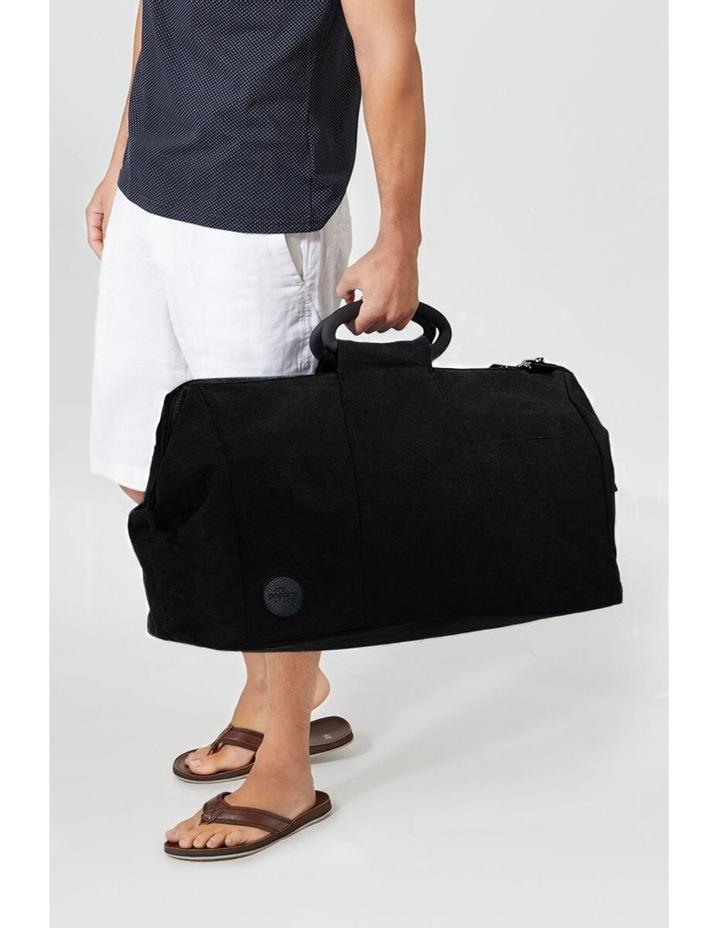 Kahoots Large Weekend Travel Bag - Black image 3