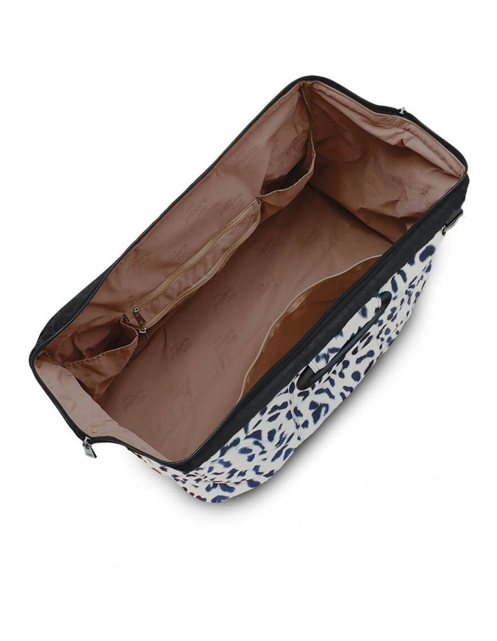 Kahoots Large Weekend Travel Bag - Cheetah image 2