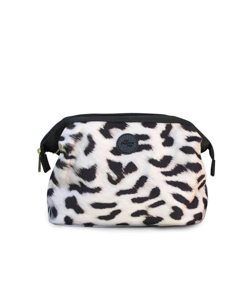 Roam Makeup & Toiletry Bag - Cheetah image 1