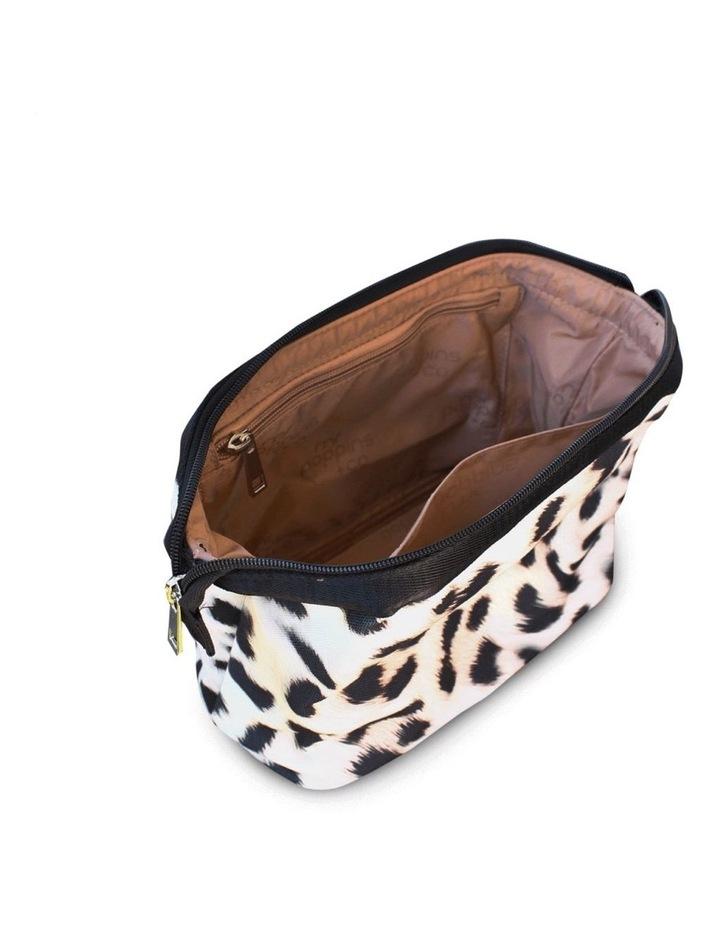 Roam Makeup & Toiletry Bag - Cheetah image 2