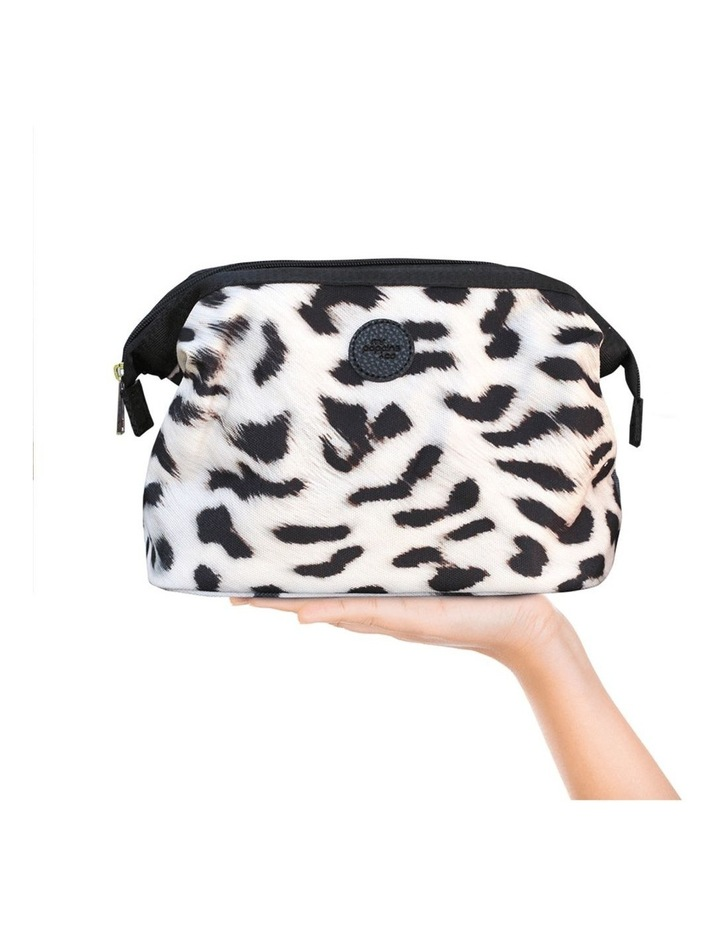 Roam Makeup & Toiletry Bag - Cheetah image 3