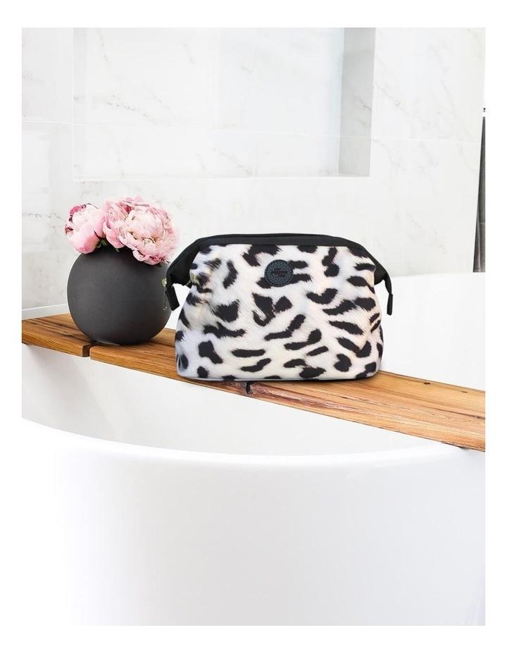 Roam Makeup & Toiletry Bag - Cheetah image 4