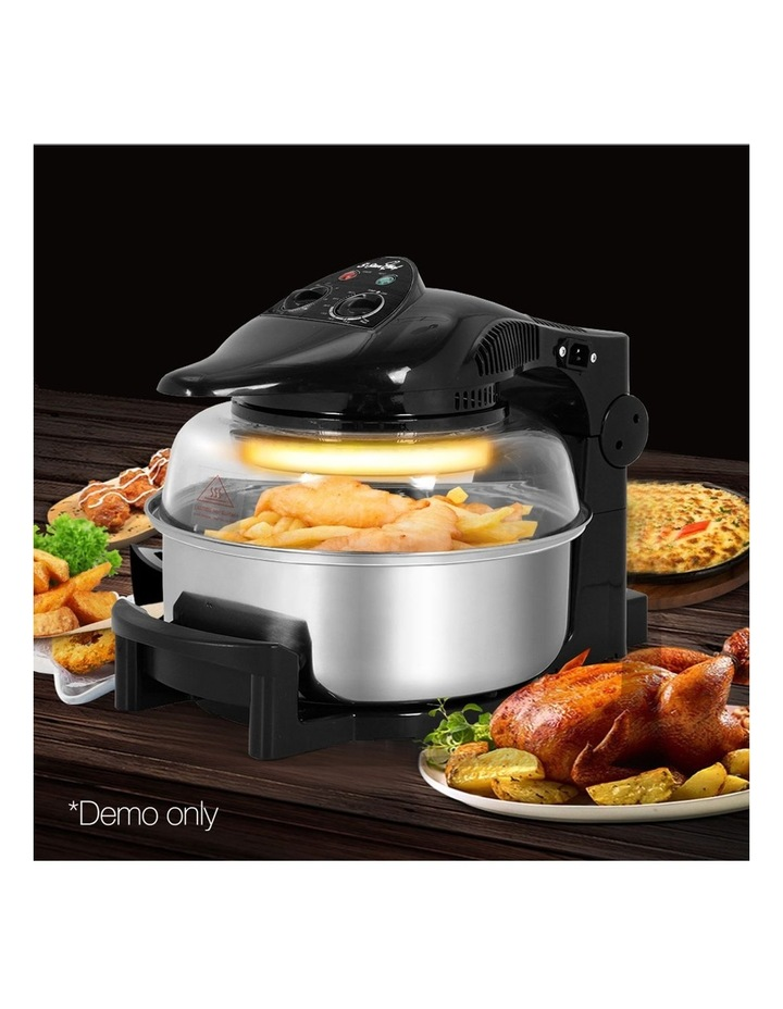 12L Air Fryer - Black image 7