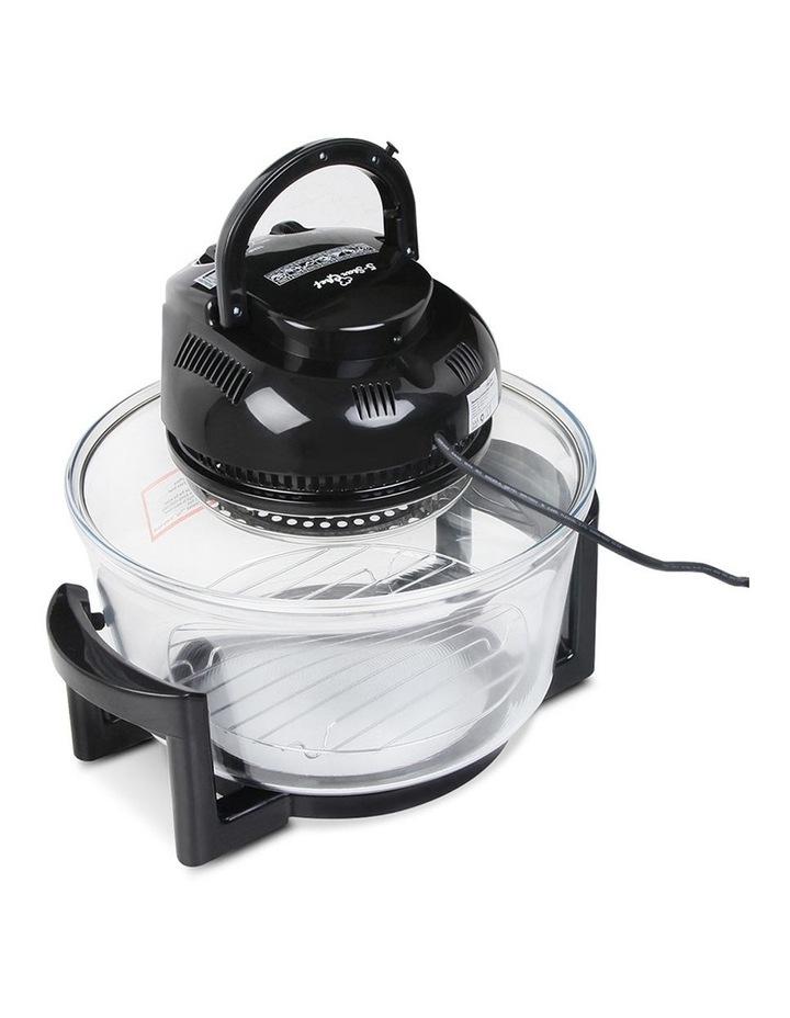 17L Electric Convection Oven Air Fryer - Black image 4
