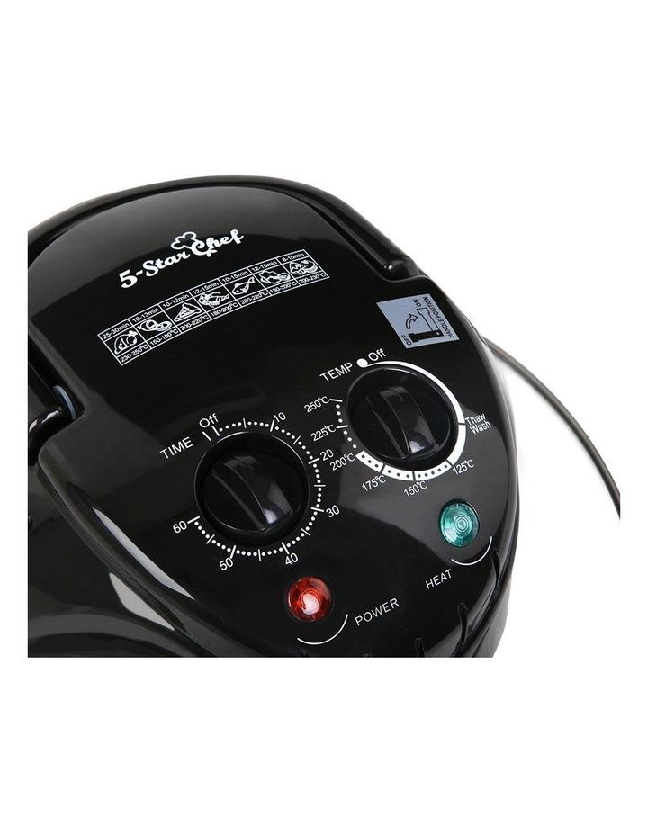 17L Electric Convection Oven Air Fryer - Black image 6