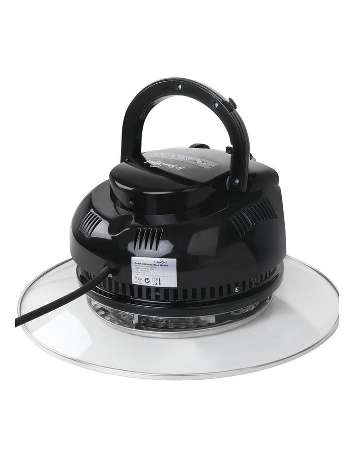 17L Electric Convection Oven Air Fryer - Black image 7
