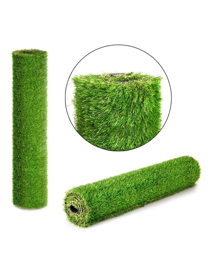 Primeturf 1X10M Synthetic Artificial Grass Fake 10SQM Turf Plastic Plant Lawn 20mm image 3