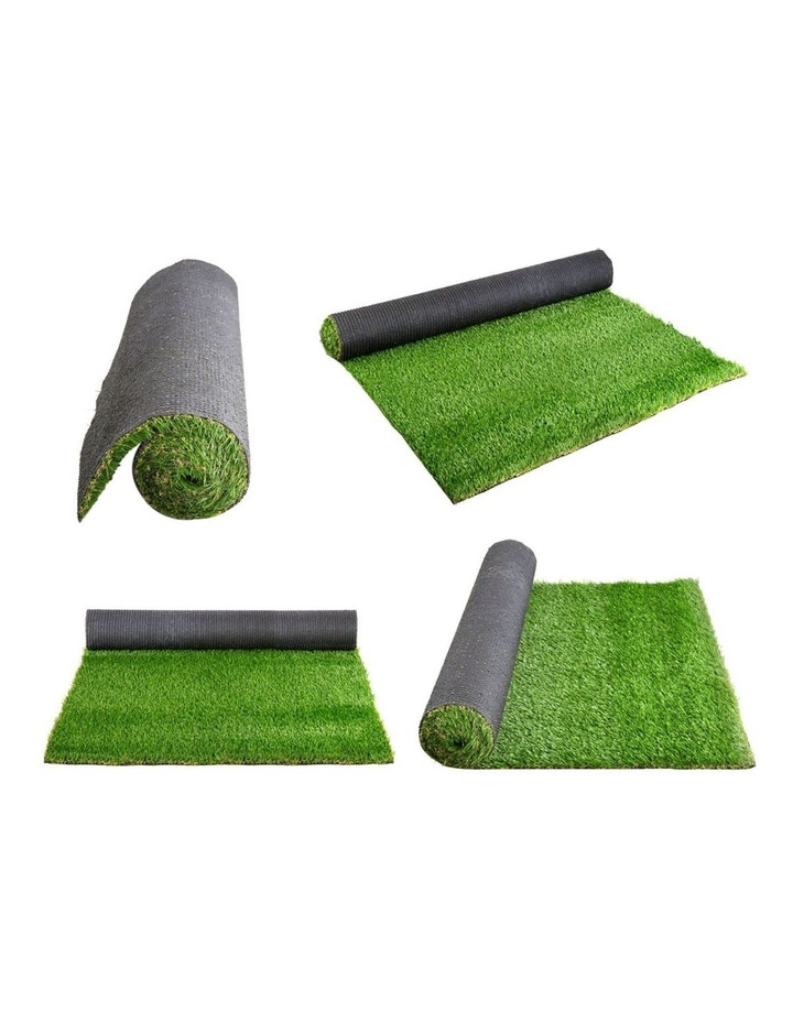Primeturf Artificial Synthetic Grass 1 x 10m 30mm - Natural image 4