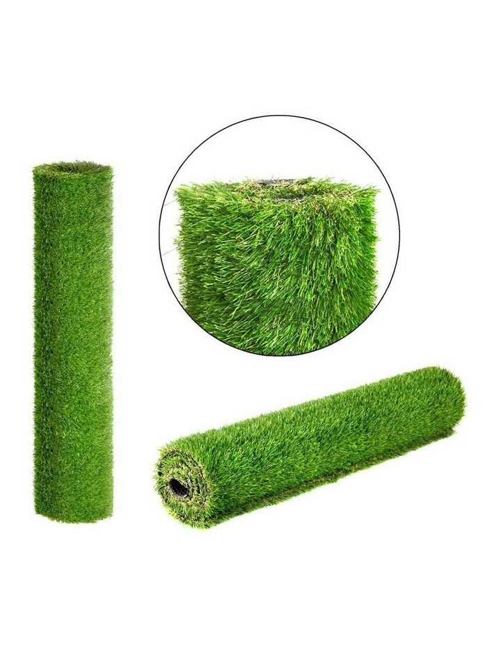 Primeturf 2X5M Synthetic Artificial Grass Fake 10SQM Turf Plastic Plant Lawn 30mm image 3