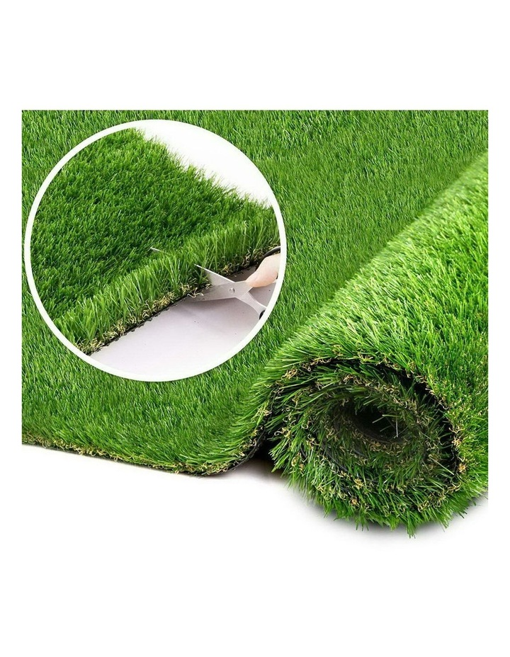 Primeturf 2X5M Synthetic Artificial Grass Fake 10SQM Turf Plastic Plant Lawn 30mm image 5