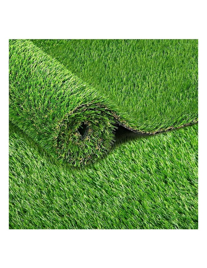 Primeturf 1X10M Synthetic Artificial Grass Fake 10SQM Turf Plastic Plant Lawn 40mm image 1
