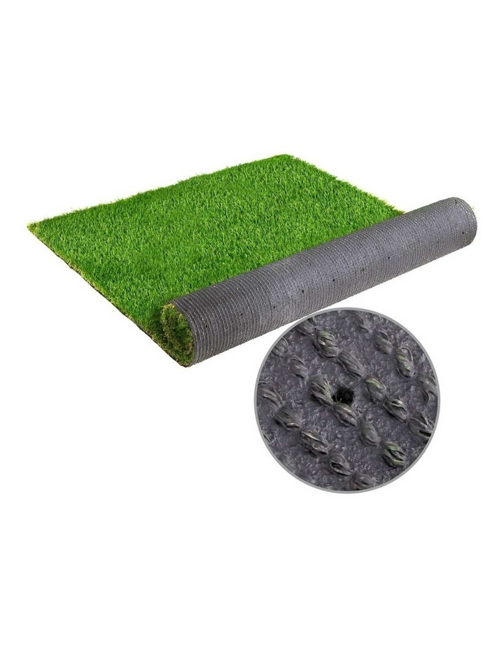 Primeturf 1X10M Synthetic Artificial Grass Fake 10SQM Turf Plastic Plant Lawn 40mm image 5