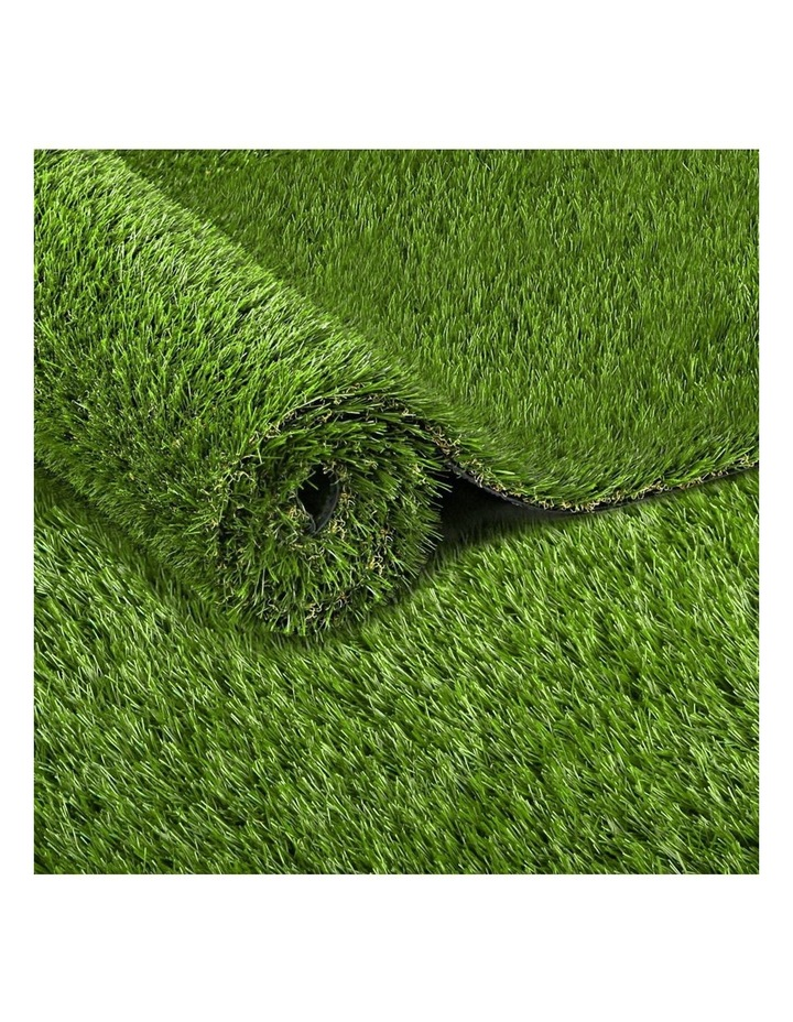 Primeturf 2X5M 30mm Synthetic Artificial Grass Fake 10SQM Turf Plastic Plant Lawn image 1