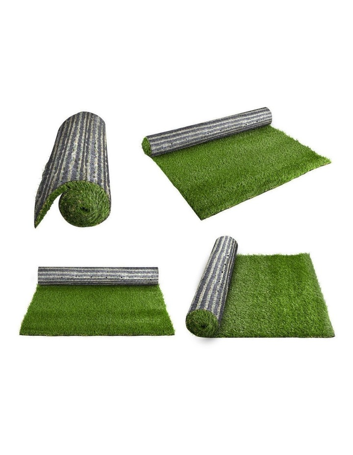 Primeturf 2X5M 30mm Synthetic Artificial Grass Fake 10SQM Turf Plastic Plant Lawn image 4