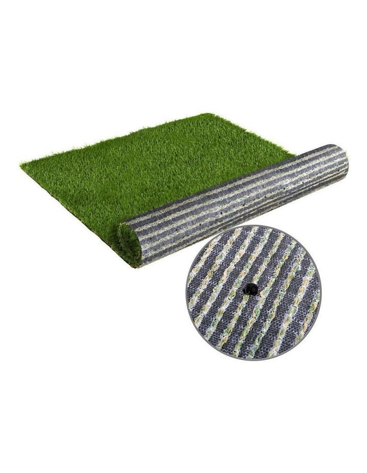 Primeturf 2X5M 30mm Synthetic Artificial Grass Fake 10SQM Turf Plastic Plant Lawn image 5