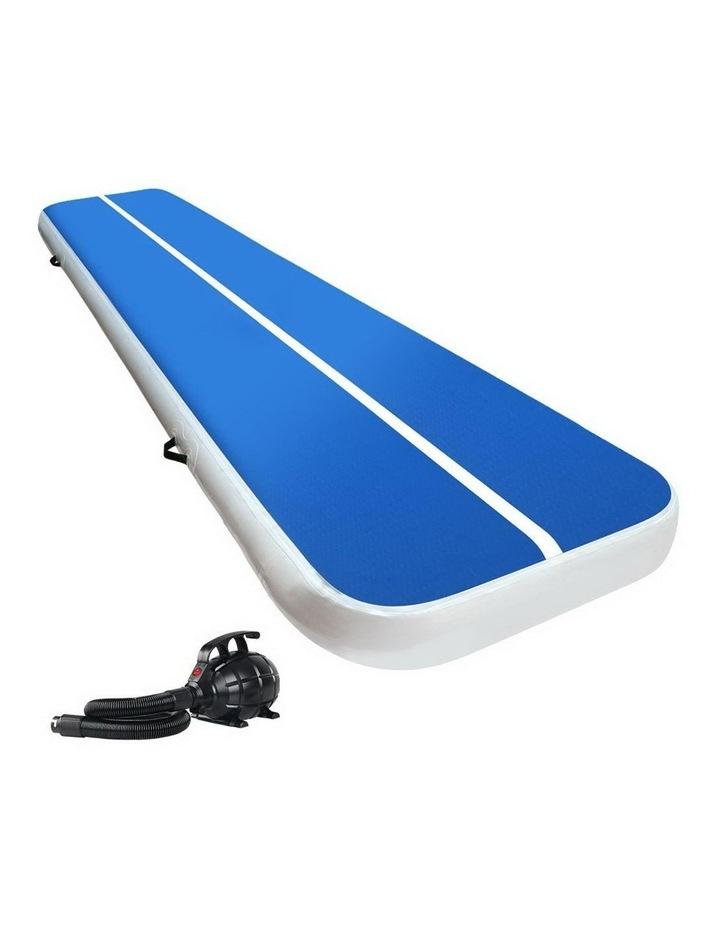 GoFun 4MX1M Inflatable Air Track Mat Tumbling Floor Home Gymnastics Gym Fun image 2