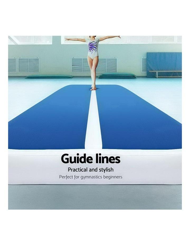 GoFun 4MX1M Inflatable Air Track Mat Tumbling Floor Home Gymnastics Gym Fun image 5