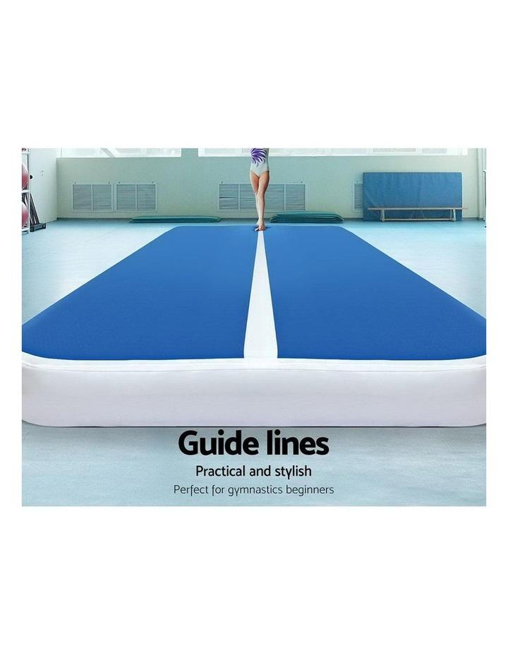 GoFun 4MX2M Inflatable Air Track Mat & Pump Tumbling Gymnastics Gym image 5