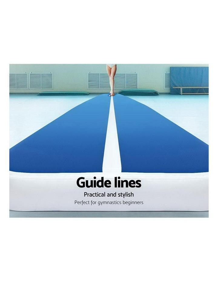 GoFun 7M Inflatable Air Track Mat W/Pump Tumbling Floor Gymnastics 20CM image 5