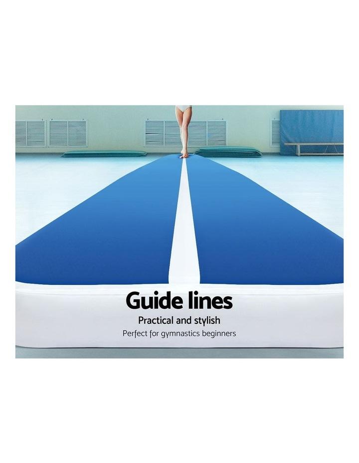 GoFun 8M Inflatable Air Track Mat W/Pump Tumbling Floor Gymnastics 20CM image 5