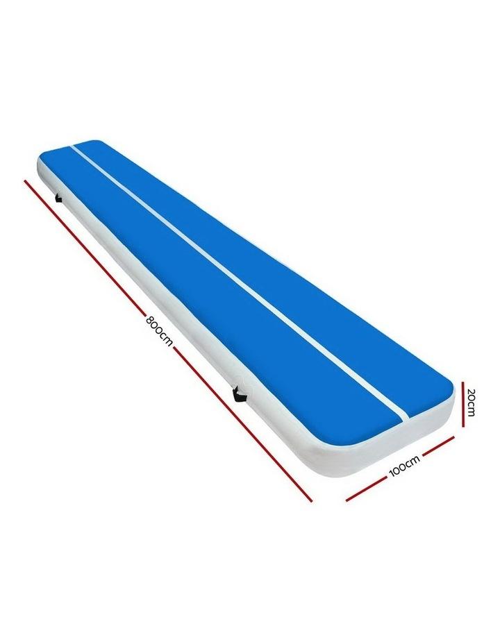 8 X 1M Inflatable Gymnastics Track Mat image 2
