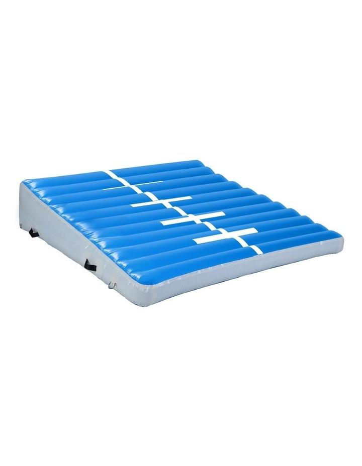 2X2X0.4M Airtrack Inflatable Air Track Ramp Incline Mat Floor Gymnastics image 1