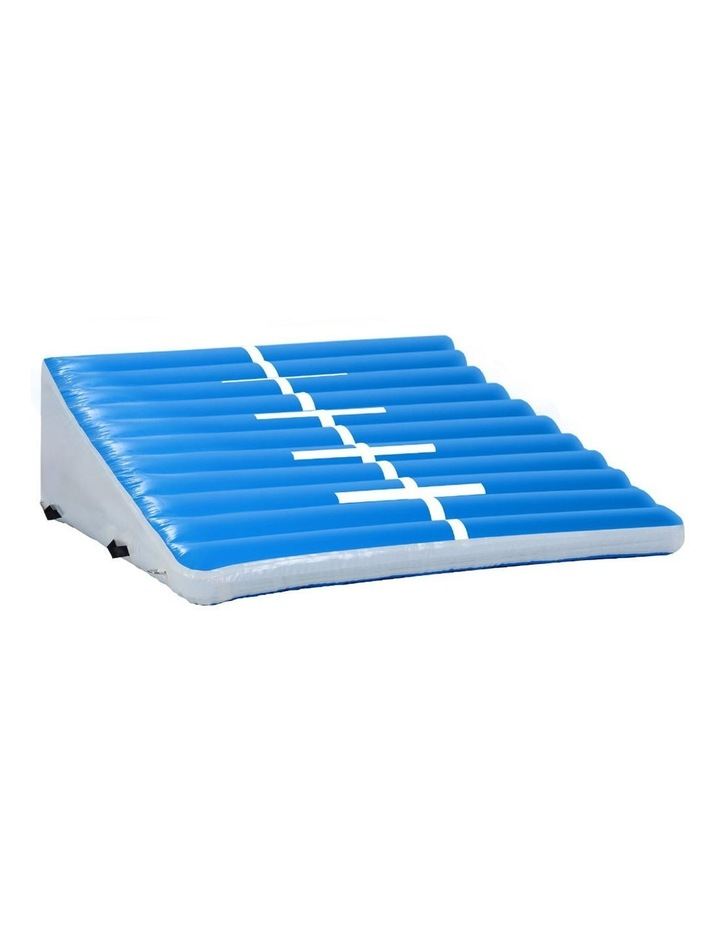 2X2X0.6M Airtrack Inflatable Air Track Ramp Incline Mat Floor Gymnastics image 1