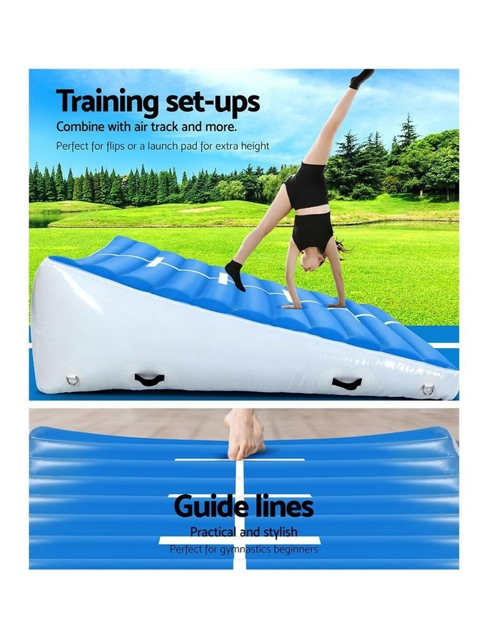 2X2X0.6M Airtrack Inflatable Air Track Ramp Incline Mat Floor Gymnastics image 3