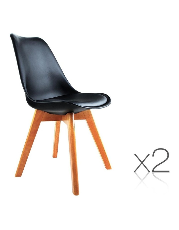 Padded Dining Chair image 1