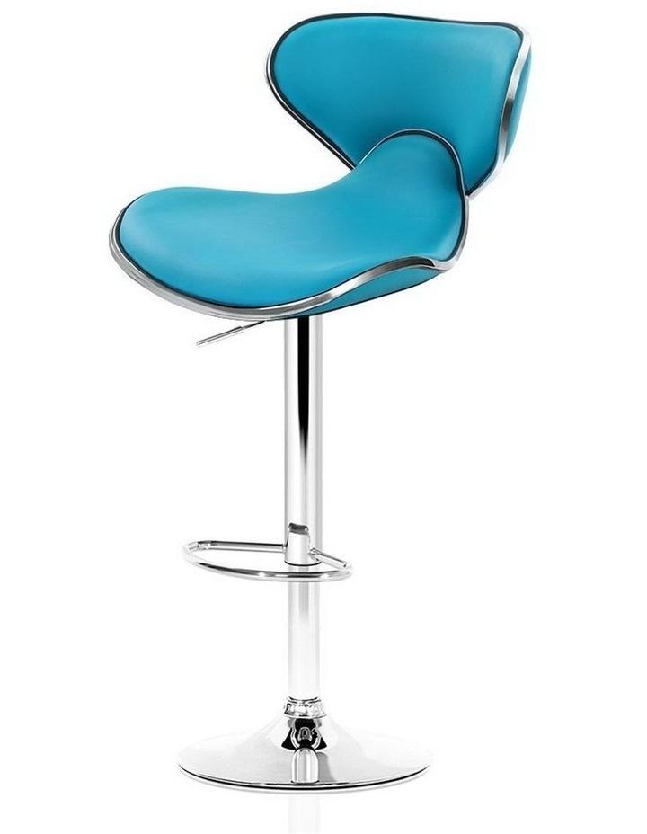 Bar Stools Dino Kitchen Swivel Bar Stool Leather Gas Lift Chairs image 1