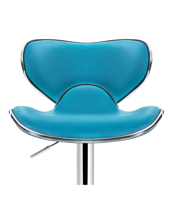 Bar Stools Dino Kitchen Swivel Bar Stool Leather Gas Lift Chairs image 3