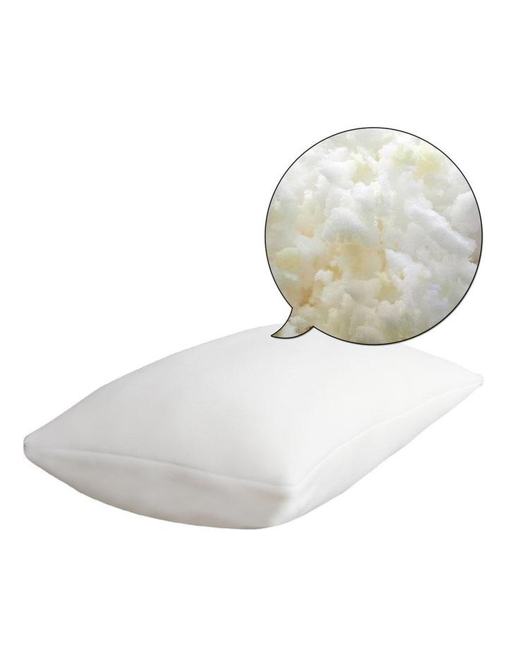 Set Of 2 Bamboo Pillow With Memory Foam image 4