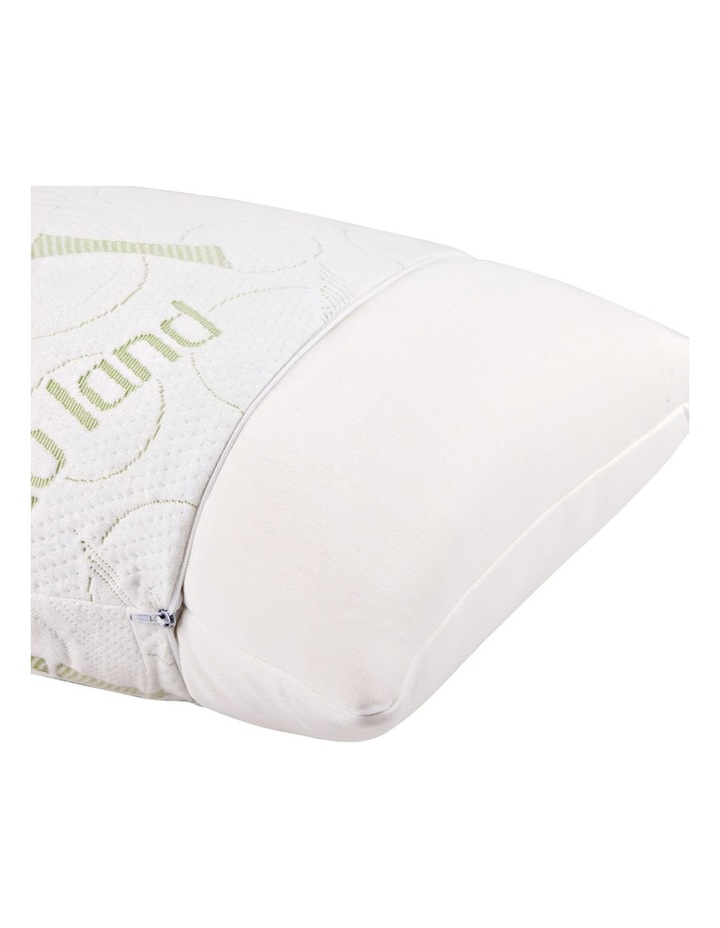Set Of 2 Bamboo Pillow With Memory Foam image 5