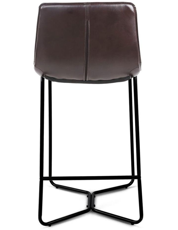 Set Of 2 Pu Leather Bar Stools image 5