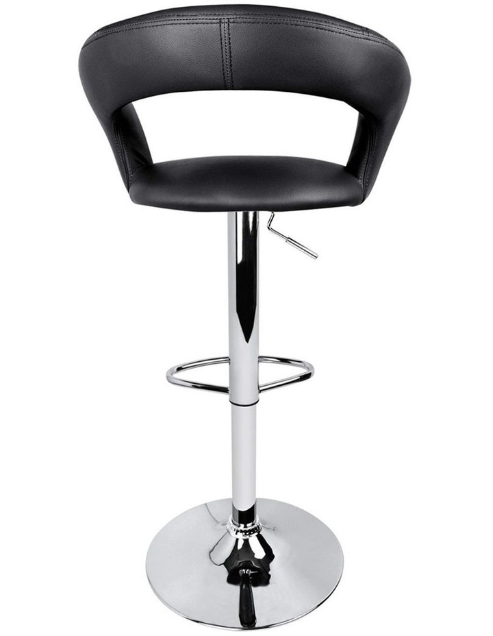 Set Of 2 Pu Leather Bar Stools image 5
