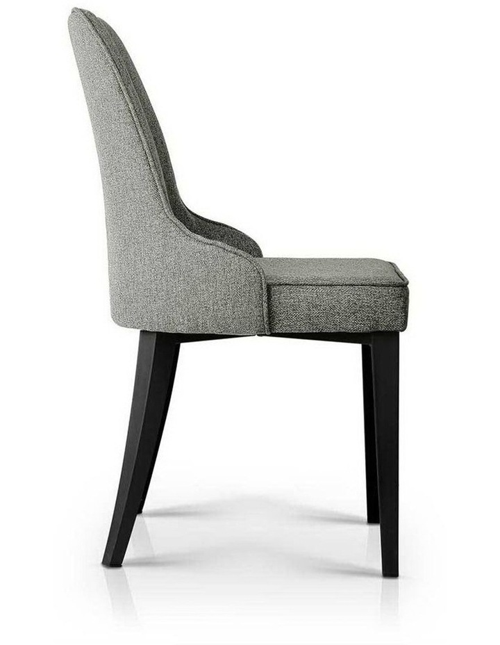 Set Of 2 Fabric Dining Chairs image 4