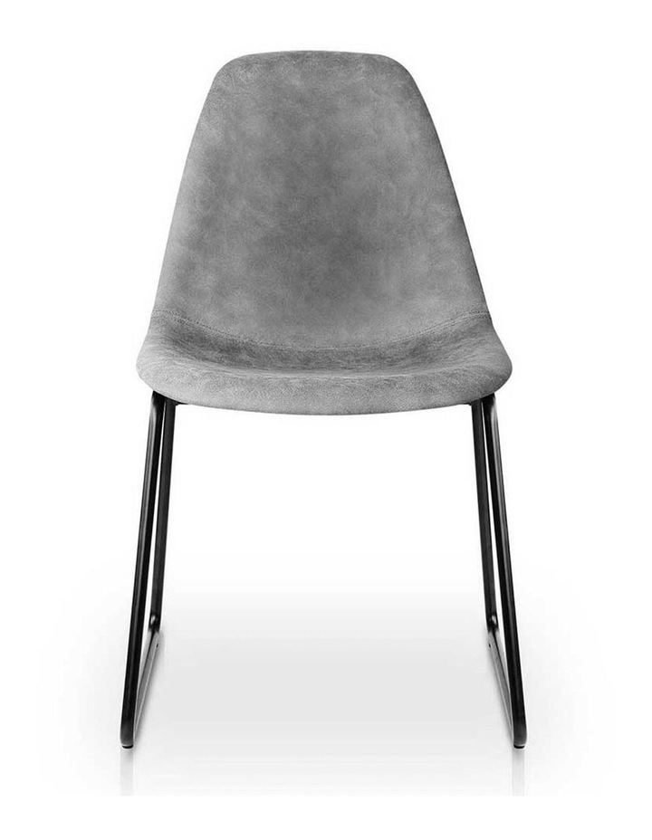 Pu Leather Dining Chairs image 3