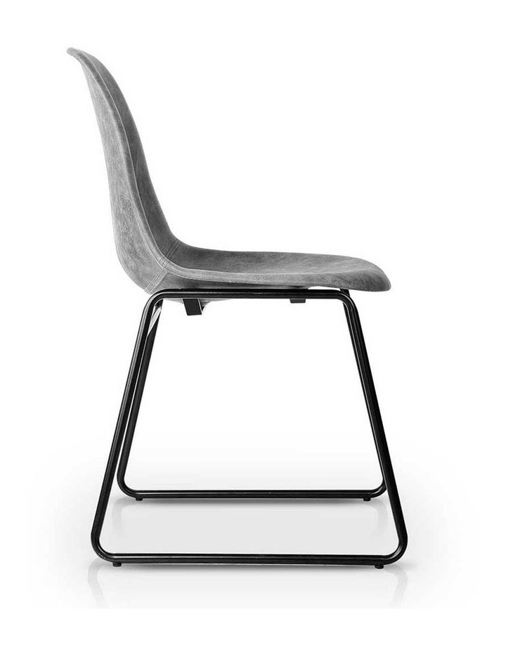 Pu Leather Dining Chairs image 4