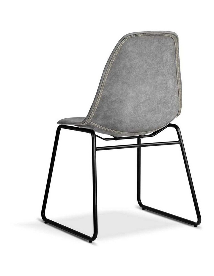 Pu Leather Dining Chairs image 5