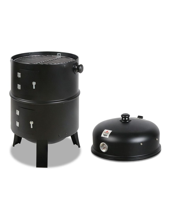 3-In-1 Charcoal Bbq Smoker image 4