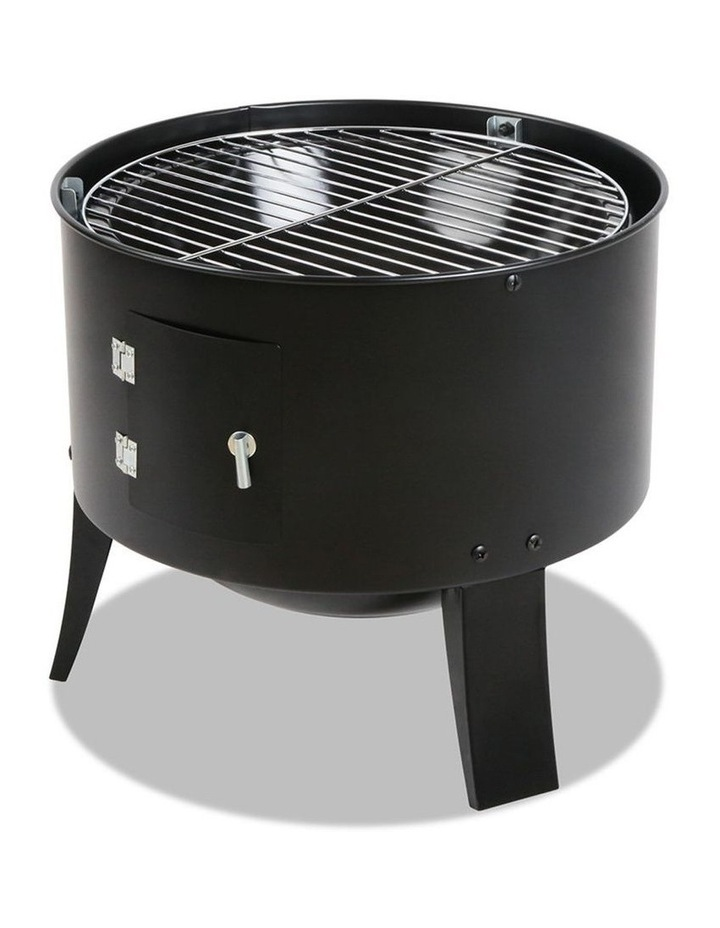 3-In-1 Charcoal Bbq Smoker image 5
