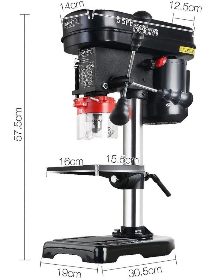 5 Speed Power Bench Drill Press image 2