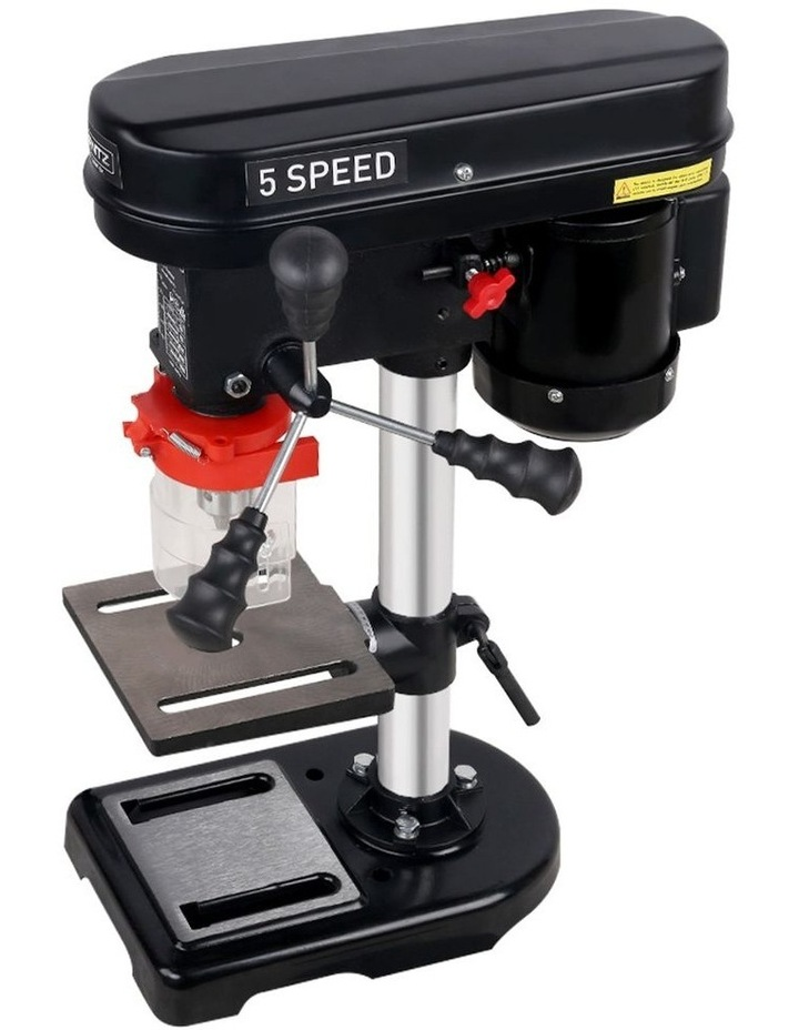 5 Speed Power Bench Drill Press image 3