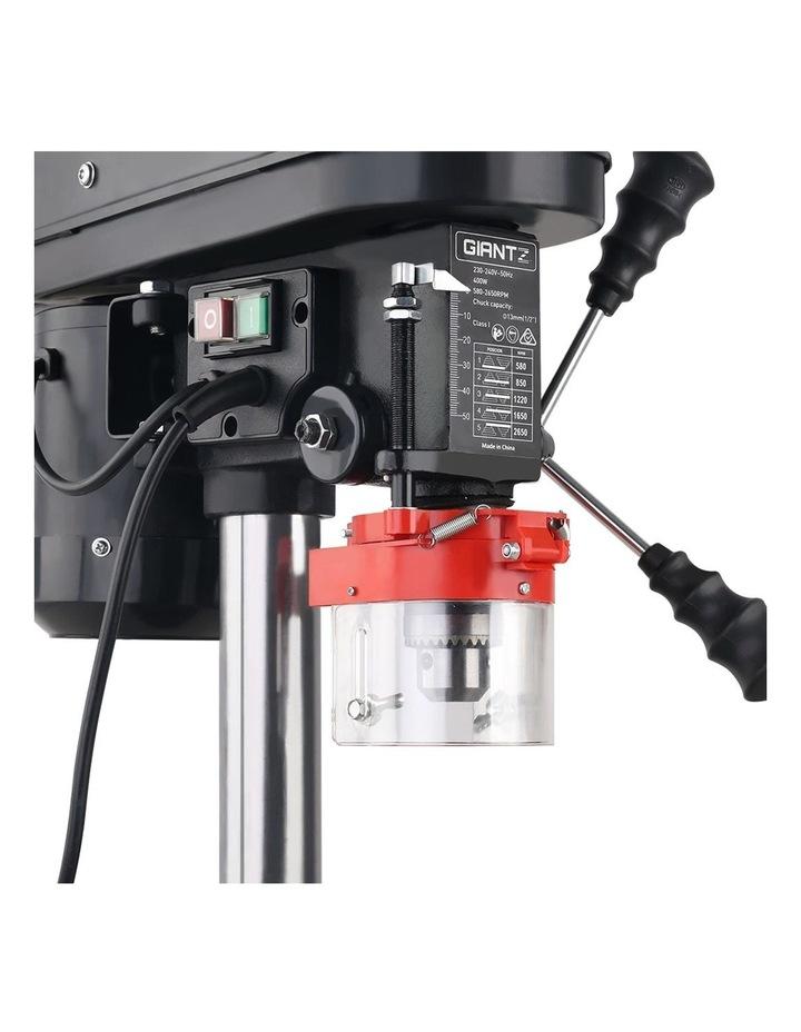 5 Speed Power Bench Drill Press image 4