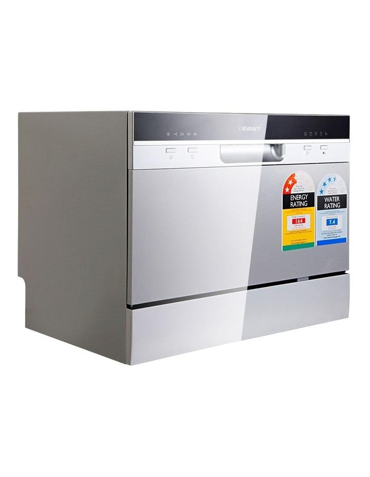 Devanti Electric Benchtop Freestanding Dishwasher image 1