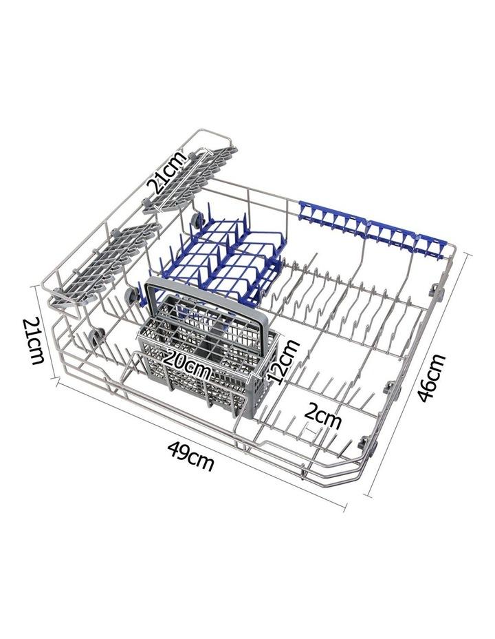 Devanti Electric Benchtop Freestanding Dishwasher image 3