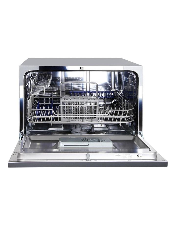 Devanti Electric Benchtop Freestanding Dishwasher image 4