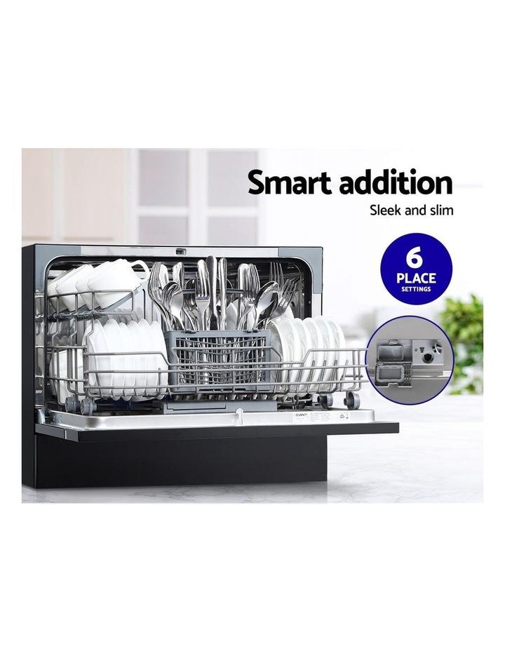 Devanti Benchtop Dishwasher image 4